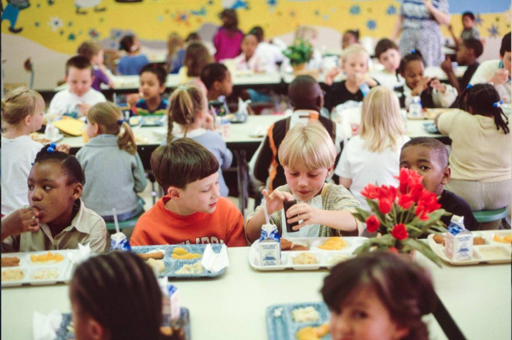 USDA Recipes for Schools
