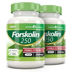 Forskolin 250 diet pills
