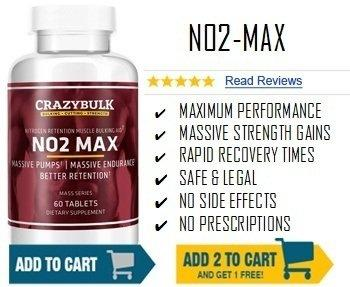 NO2 Max- best pre workout