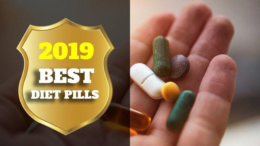 The Best Diet Pills And Supplements For Weight Loss 2019