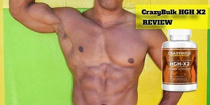 CRAZYBULK HGH X2 REVIEW
