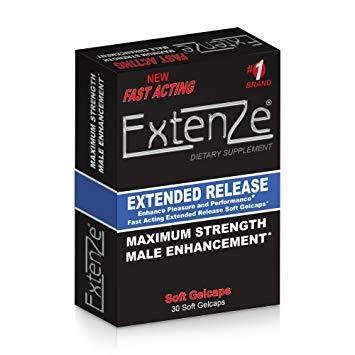 extenze enlargement pill