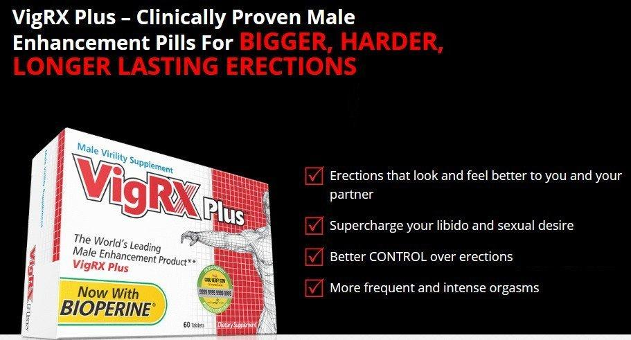 VigRx Male Enhancement Pills