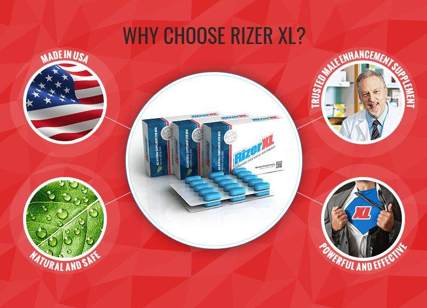 Rizer XL Ingredients