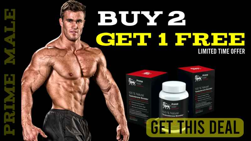 prime male - body building supplement