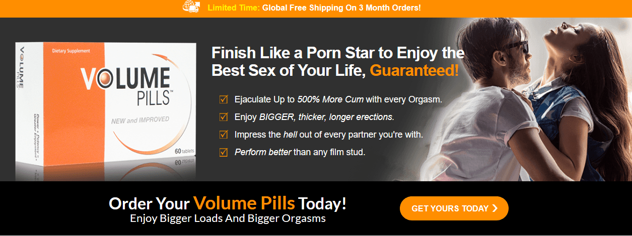 Buy Volume Pills Online