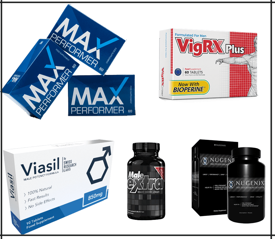 Go On Red Review - Do These Erectile Dysfunction Pills