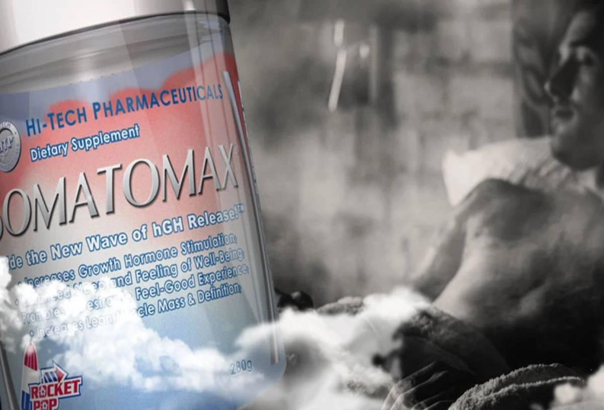 Somatomax Review: Is Somatomax A Good Bodybuilding Supplement?